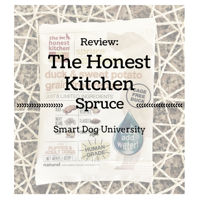 Th Honest Kitchen, dog food review, dog food