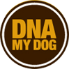DNA My Dog logo, DNA test for dogs